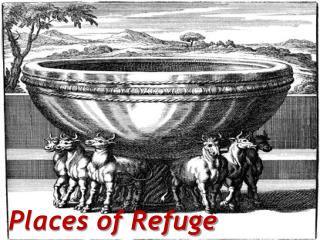 Places of Refuge