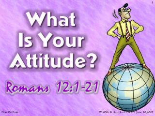Toward God? (1,2) Toward Self? (3-8) Toward Others? (9-18) Toward Enemies? (19-21)
