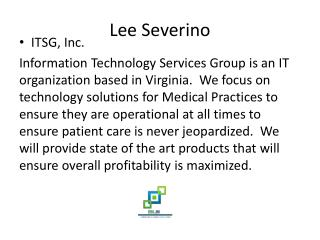 Lee Severino