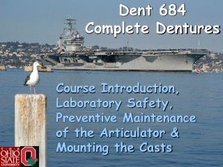 Dent 684  Complete Dentures