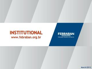 INSTITUTIONAL febraban.br
