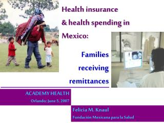 Families  receiving  remittances
