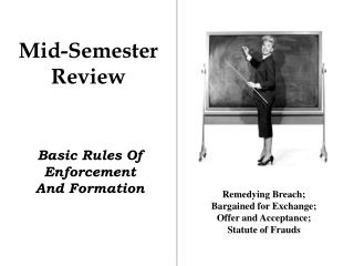 Mid-Semester  Review