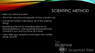 How to read a scientific paper