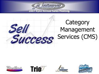 Category Management  Services (CMS)