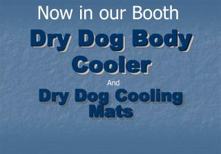 Dry Dog Body Cooler