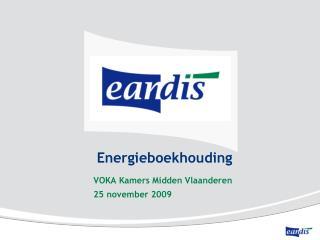 VOKA Kamers Midden Vlaanderen 25 november 2009