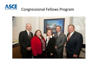 Congressional Fellows Program