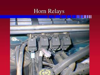 Horn Relays