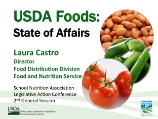 USDA Foods: State of Affairs