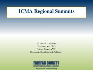 ICMA Regional Summits