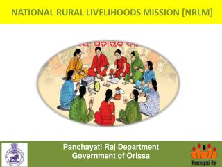 NATIONAL RURAL LIVELIHOODS MISSION [NRLM]