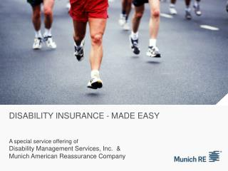 Disability Insurance - Made Easy