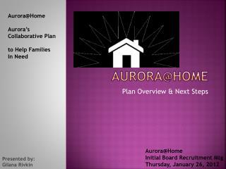 Aurora@home