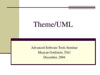Theme/UML