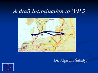 A draft introduction to WP 5