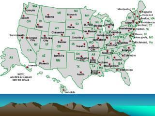 Regions of United States