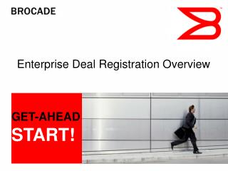 Enterprise Deal Registration Overview