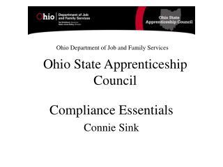 Ohio State Apprenticeship Council