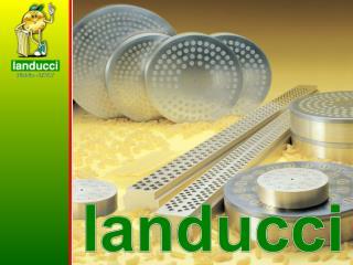 L importanza delle trafile nel processo produttivo e nella qualit  della pasta alimentare