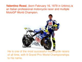 He won the 500cc World Championship with Honda in 2001