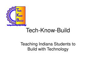 Tech-Know-Build