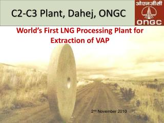 C2-C3 Plant, Dahej, ONGC