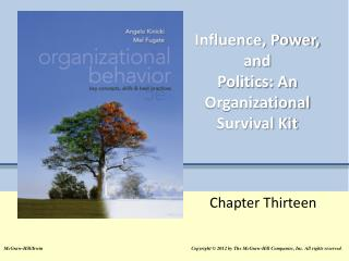 Influence, Power, and Politics: An Organizational Survival Kit