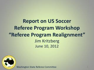 Washington State Referee Committee