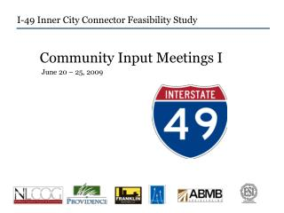 I-49 Inner City Connector Feasibility Study