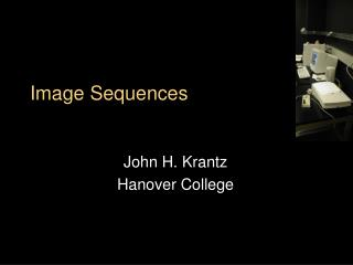 Image Sequences