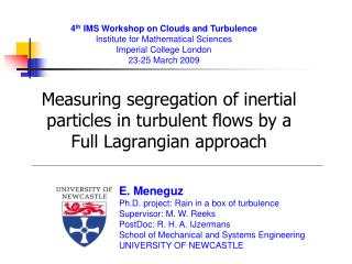 Measuring segregation of inertial particles in turbulent flows by a  Full Lagrangian approach
