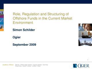 Simon Schilder Ogier September 2009
