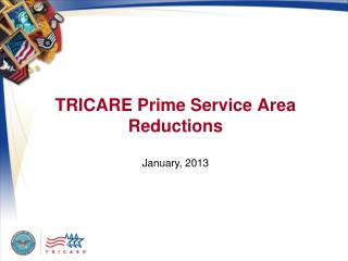 TRICARE Prime Service Area Reductions