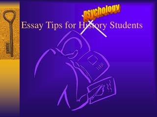 Essay Tips for History Students