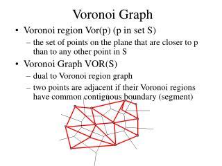 Voronoi Graph