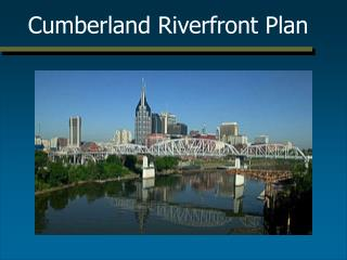 Cumberland Riverfront Plan