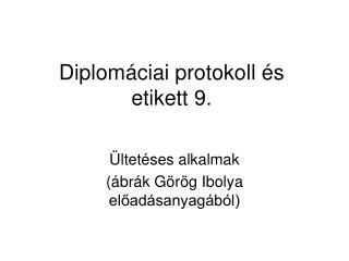 Diplom ciai protokoll  s etikett 9.