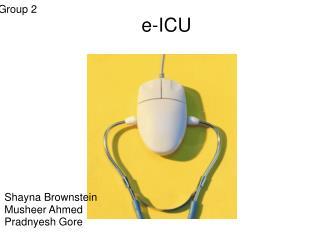 e-ICU