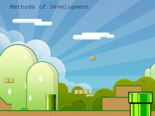 Methods of Development