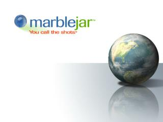 What is Marblejar?  What does it do?