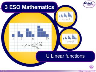 3 ESO Mathematics