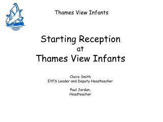 Thames View Infants