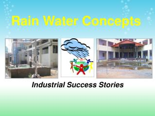 Rain Water Concepts