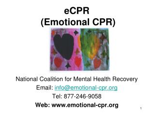 ECPR  Emotional CPR
