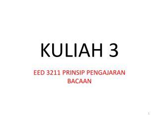 KULIAH 3
