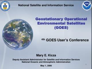 National Satellite and Information Service
