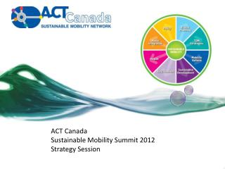 ACT  Canada  Sustainable Mobility Summit 2012  Strategy Session
