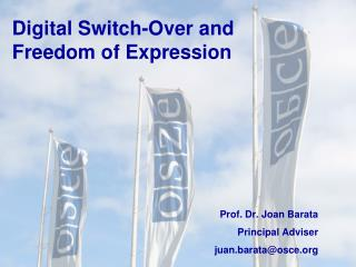 Digital Switch-Over and Freedom of Expression