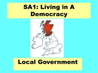 SA1: Living in A Democracy